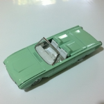 Solido 1:43 1961 Ford Thunderbird diecast model
